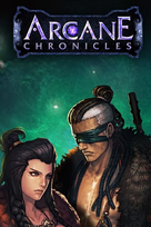 Arcane chronicles art