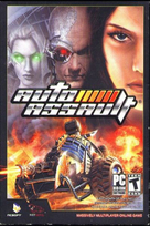 Auto assault box art
