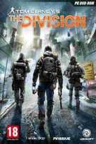 Tom clancys the division game box art