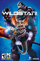 Wildstar box art na