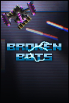 Broken bots game box art
