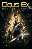 Deus ex mankind divided game box art