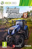 Farming simulator15 box