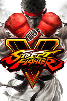 Street fighter 5 game box