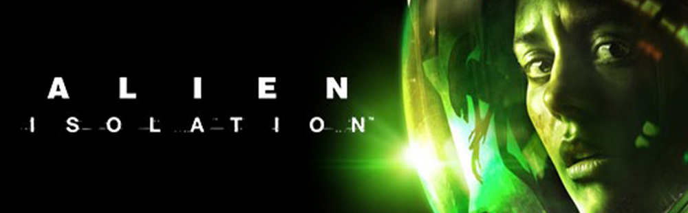Alien isolation game logo